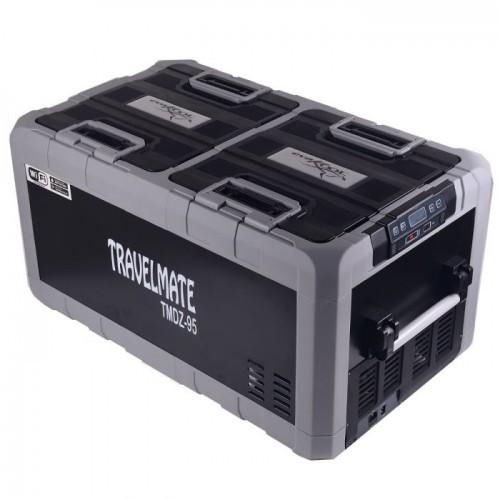 Evakool Travelmate TMDZ-95 Dual Zone Fridge/Freezer