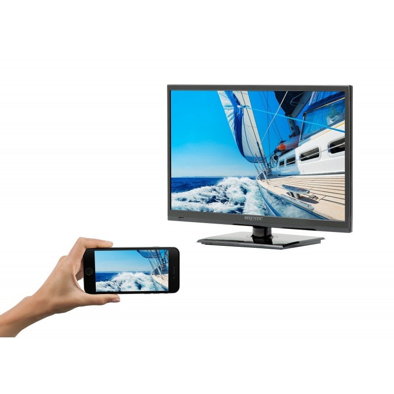 "Majestic 22"" HD 12 Volt LED TV with DVD, USB & MMMI"