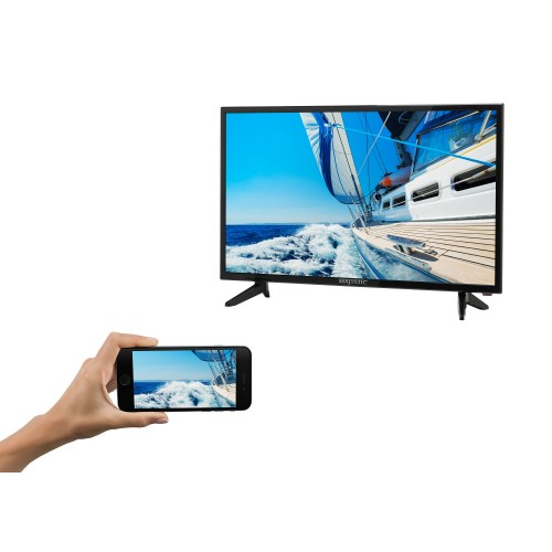 """Majestic 31.5"""" FHD 12 Volt LED TV with DVD, USB & MMMI Low Power"""