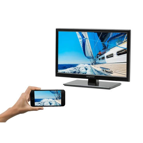 """Majestic 12 Volt 18.5"""" LED TV/DVD with MMMI, USB & PVR"""