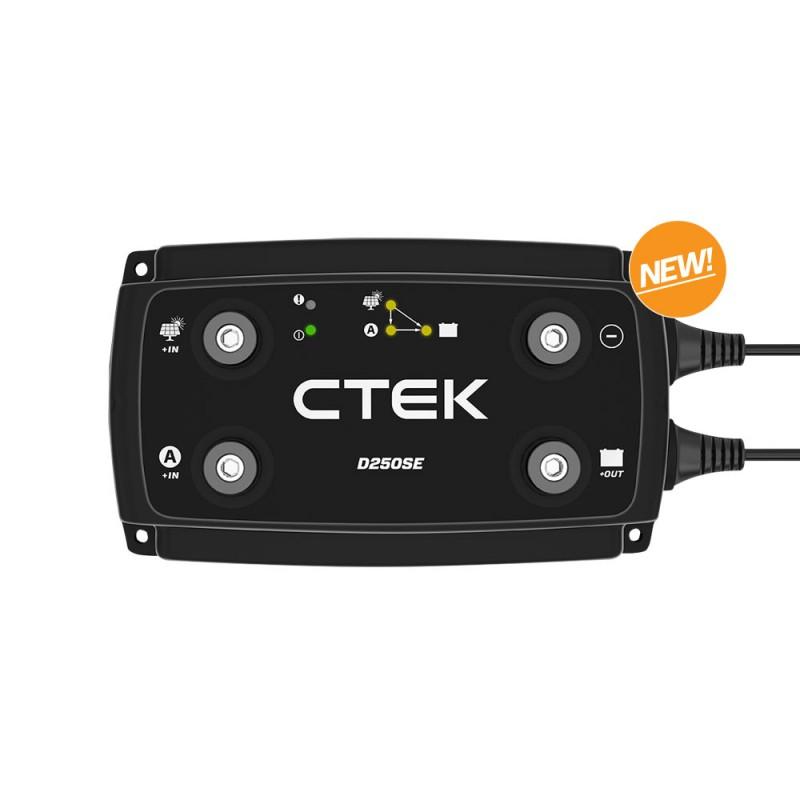 CTEK D250SE 20A Lithium DC/DC Battery Charger