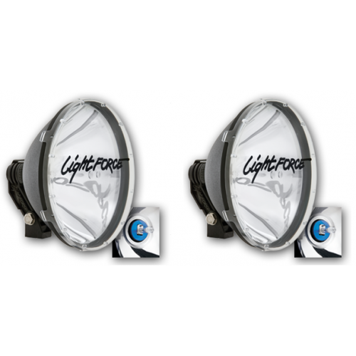 Lightforce Blitz 12/24V HID 50W Driving Light Pair