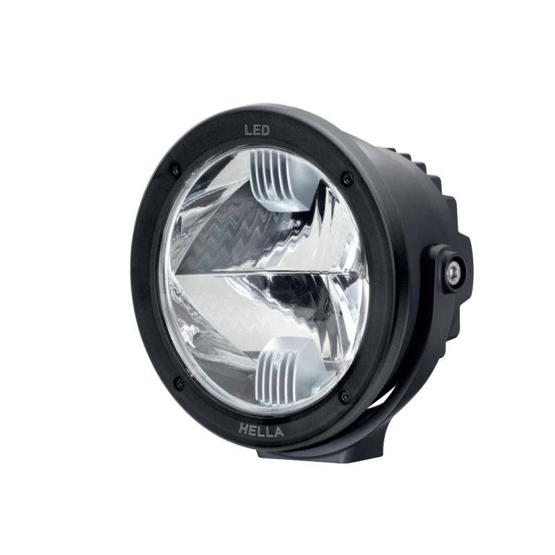 Hella LED Luminator Compact Heavy Duty Driving Light