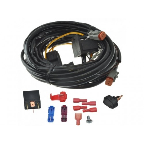 Lightforce Custom Built Driving Light Wiring Harness Driving light