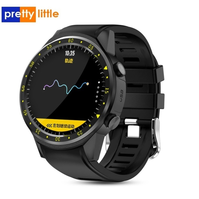 Smart watch GPS watch Heart Rate tracker with Multi-sport Mode Pedometer for Android iOS Phones