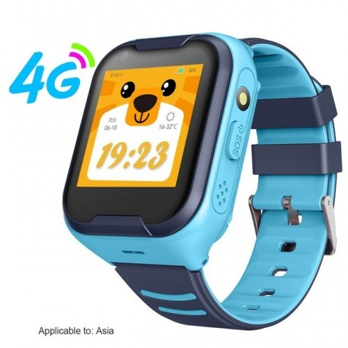 Kids 4G Smart Watch with GPS and Wifi is also IP67 Waterproof 650mAh Large Battery