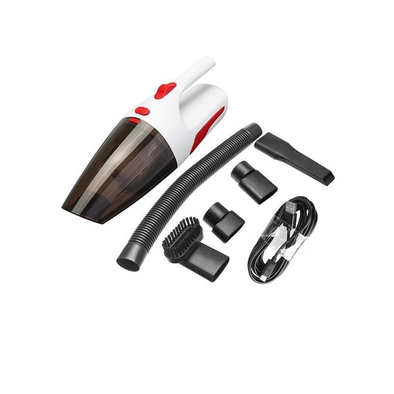 12V Car Vacuum Cleaner Portable Handheld Cordless/Car Plug 120W 12V 5000PA Super Suction Wet/Dry for Car , boat, RV, Motorhome