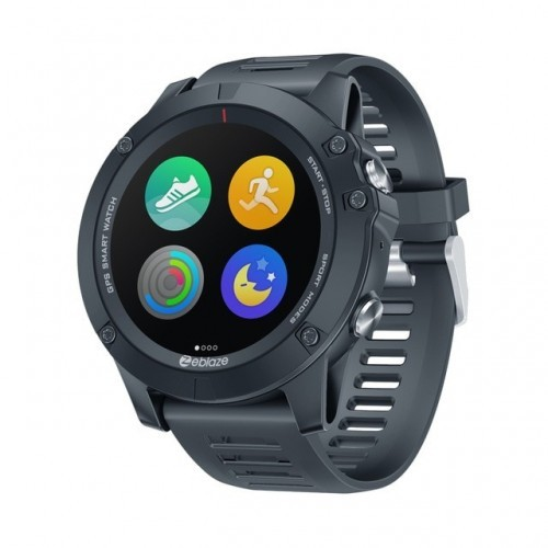 GPS Smartwatch Heart Rate Multi Sports Modes Waterproof/Better Battery Life GPS Watch For Android/IOS