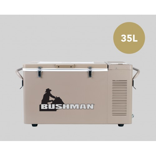 Bushman portable 12V Fridge SC-35-52