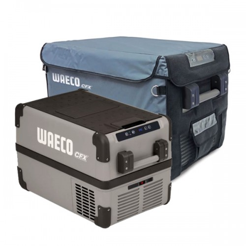 Waeco CFX35 Portable Fridge with Cover