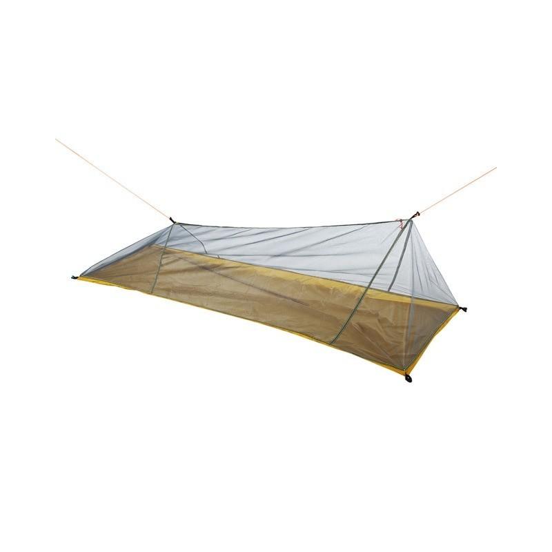 Lixada 1-2 Person Outdoor Mosquito Net Hammock Outdoor Camping Tent Ultralight Mesh Tent Hanging Sleeping Bed Swing Net