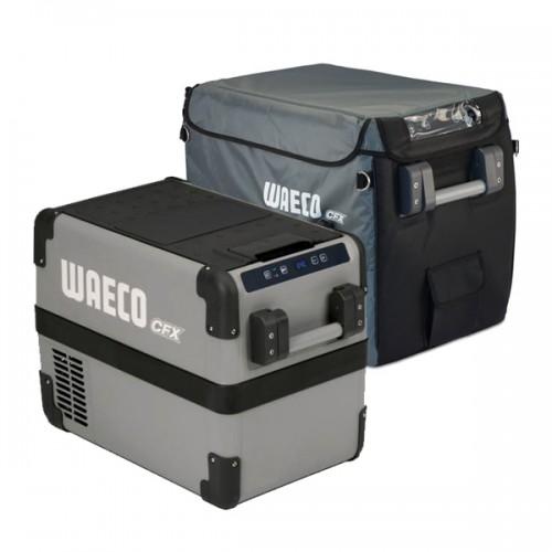 Waeco CFX28 Portable Fridge with Cover
