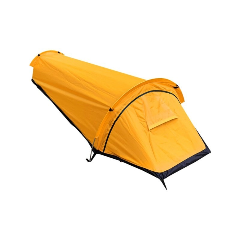 Ultralight Bivvy Tent Single Person Backpacking Bivy Tent Waterproof Bivvy Sack for Outdoor Camping Survival Travel