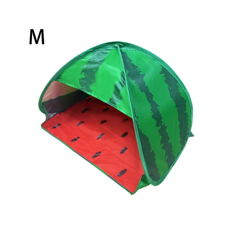 Sun Protection Outdoor Beach Tent Foldable Windproof Lightweight Sun Shelter Camping Garden Umbrella Face Tent with Phone Holder