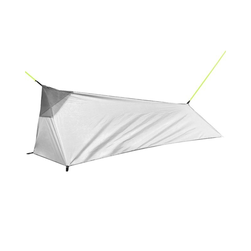 Outdoor A Tower Ultralight Tent 1 Person Camping Tent Portable Canopy Hiking Climbing Waterproof Single Tent Camping Equipment