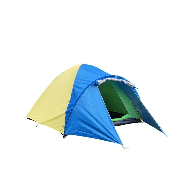 Big Camping Tent 3-4/5-8 Person Dual Layer Waterproof Pop Up Open Anti UV Tourist Tents for Outdoor Hiking Beach Travel Camping