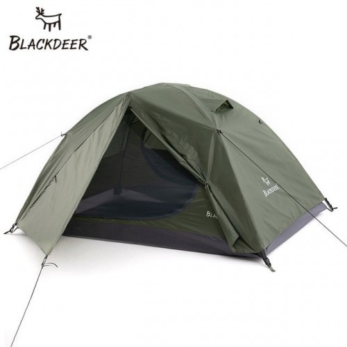 Blackdeer Archeos 3P Tent Backpacking Tent Outdoor Camping 4 Season Tent With Snow Skirt Double Layer Waterproof Hiking Trekking