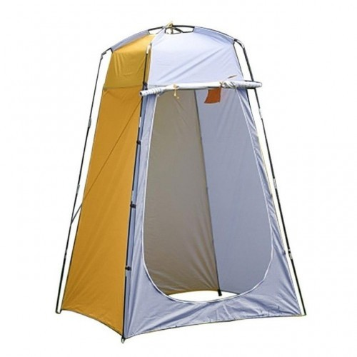 Easy Set Up Portable Outdoor Shower Tent Camp Toilet Rain Shelter for Camping and Beach Portable Pop Up Privacy Tent Camping