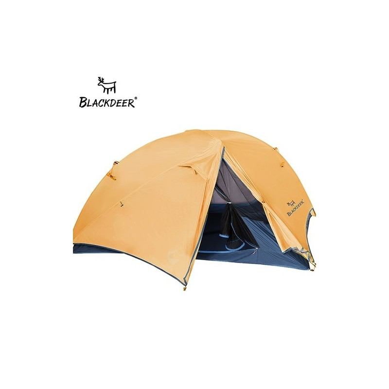 2 Person Upgraded Ultralight Tent 20D Nylon Silicone Coated Fabric Waterproof Tourist Backpacking Tents outdoor Camping 1.47 kg