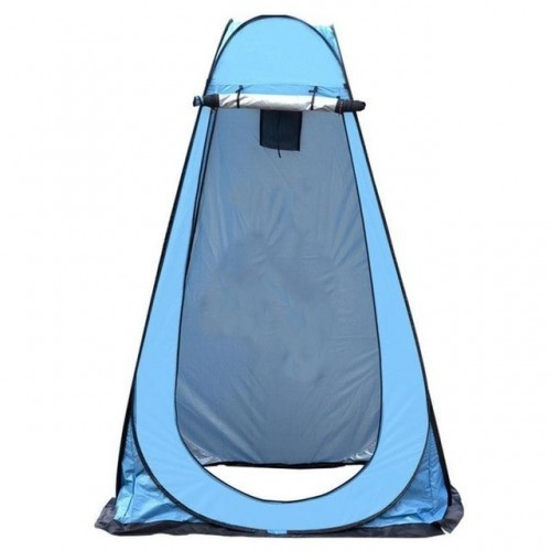 Portable Privacy Shower Toilet Camping Up Tent Camouflage Room Tent Photography Dressing Changing Outdoor E6C6