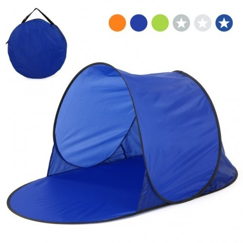 Automatic Outdoor Camping Tent Waterproof Anti UV Beach Tent Ultralight Pop Up Tent Summer Sea Sun Shelters Awning Sunshade