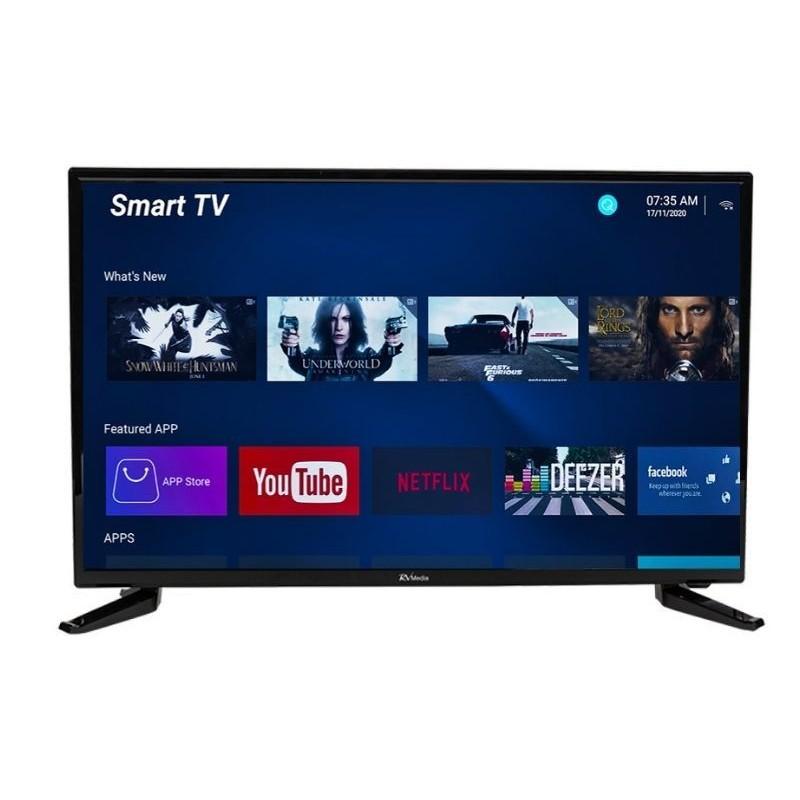 """RV Media Evolution 24"""" SMART Full HD TV"""