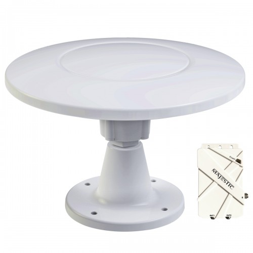 Majestic UFO X Marine and RV TV Antenna