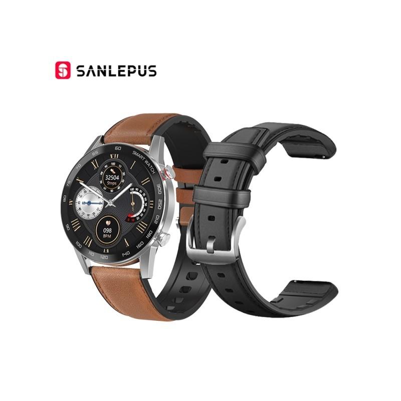 2021 SANLEPUS ECG Smart Watch Make Call Smartwatch Men Sport Fitness Bracelet Clock Watches For Android Apple Xiaomi