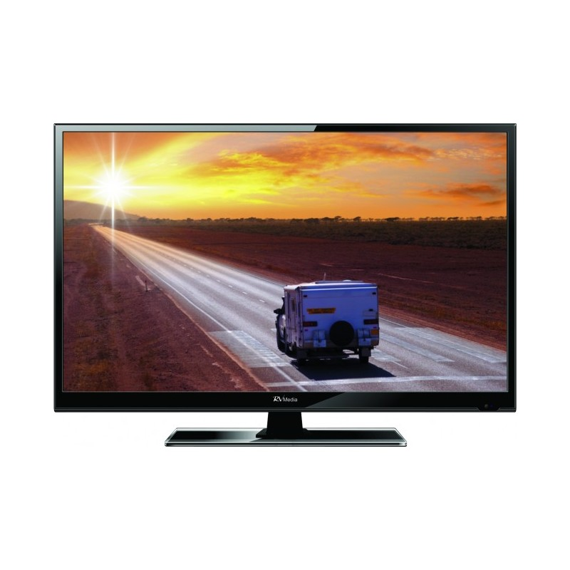 rv media 32 inch 12 volt led tv series 3 for caravan truck bus rv. Black Bedroom Furniture Sets. Home Design Ideas