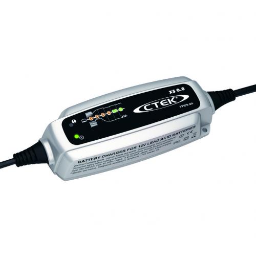 CTEK XS0.8 Amp Battery Charger