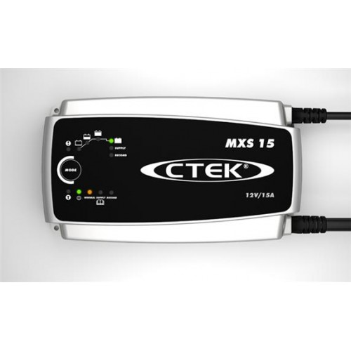CTEK MXS15 - 15 Amp Battery Charger