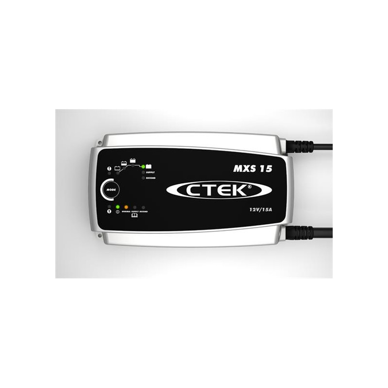 CTEK MXS 15 - 15 Amp Extended Cables Charger
