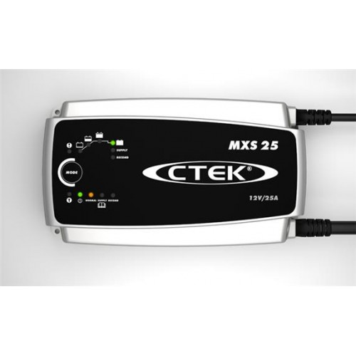 CTEK MXS25 - 25 Amp Battery Charger