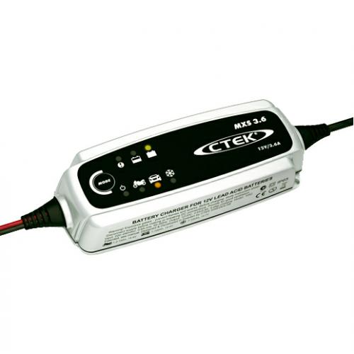 CTEK CT3800/12 MXS 3.8 Amp Battery Charger