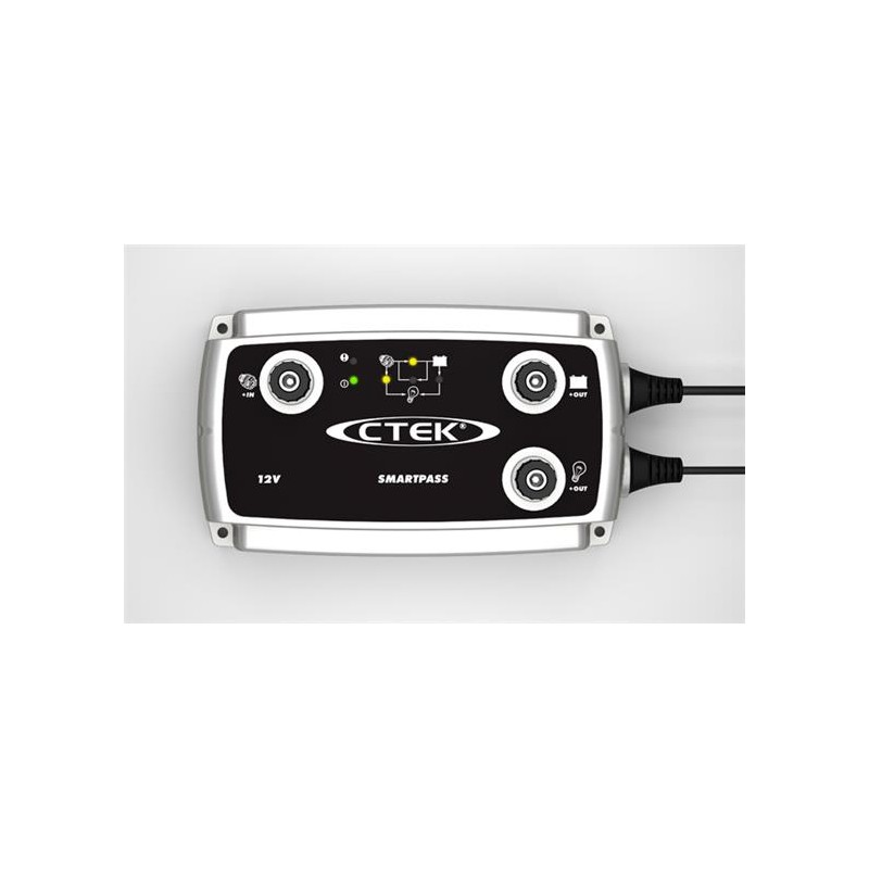 CTEK Smart Pass Battery Charger