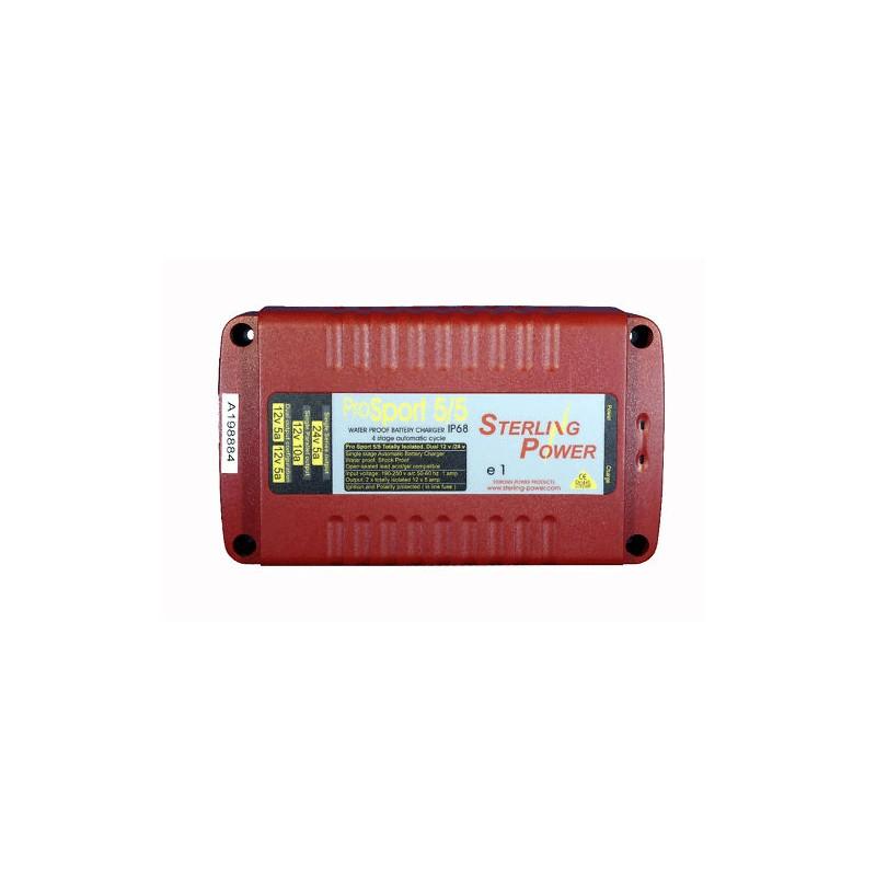 Sterling Pro Sport 5, 5 Amp 12V Battery Charger