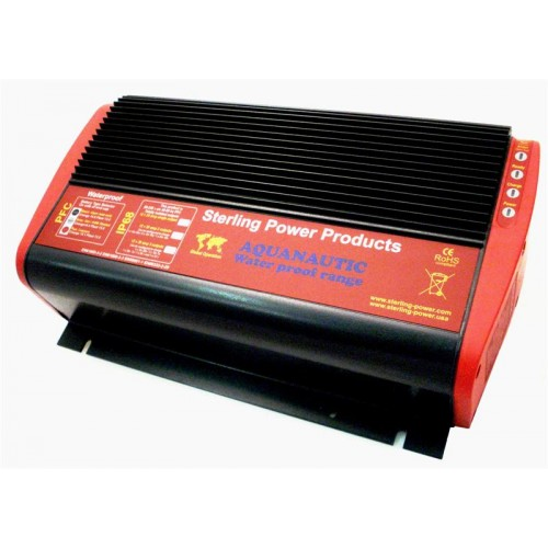 Sterling Aquanautic 12 Amp 2 Output Battery Charger