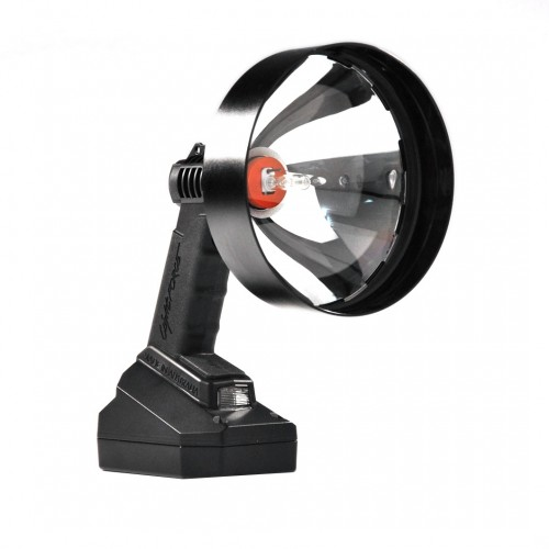 Lightforce Enforcer 170 50W HID Handheld Spotlight with Twin Leads