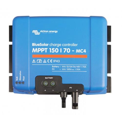 Victron Blue Solar MPPT 150/70-MC4 70 Amp Solar Charge Controller Regulator