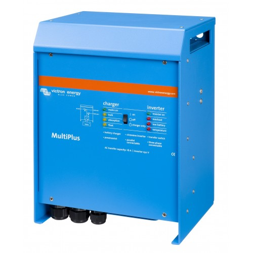 Victron MultiPlus 2400 Watt 120 Amp - 16A Combi C12/3000/120-16