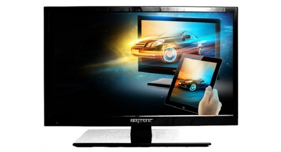 12 VOLT LED TV by Majestic leads the world with the latest in Technology