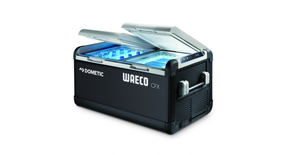 Waeco changes to Dometic with New Range of CFX Portable Fridge Freezer