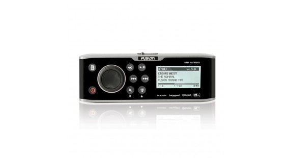 Fusion Marine Boat Stereo CD/DVD MS-AV650 On Sale Now