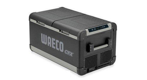 12 Volt Technology offers WAECO Portable Fridge with Free Ice Box Cooler