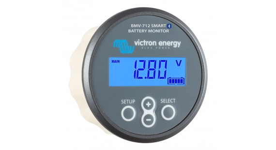 Victron Battery Monitor BMV712 with Bluetooth Now Available - Get a Great Deal On One Today