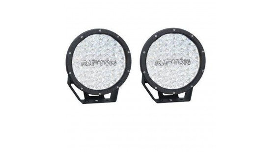 Ultra Vision Raptor 60W LED 170mm Driving Light Pair On Sale Now at 12 Volt Technology