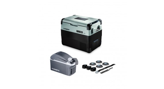 Dometic Waeco CFX35W, CFX40W, CFX50W, CFX65W, CFX75W FREE Fixing Kit and Portable Cooler Limited Time