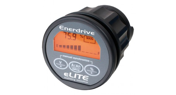Enerdrive eLITE Battery Monitor important for your electrical system - On Sale Now!