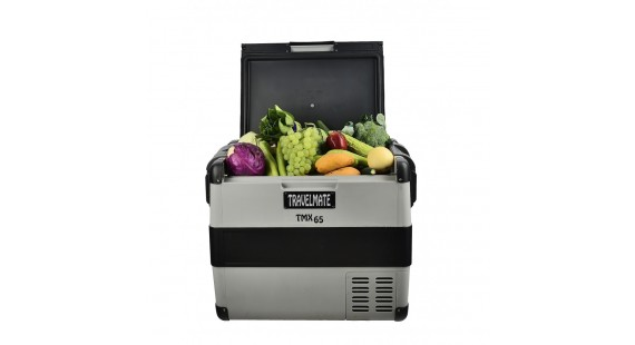 TMX65 TravelMate portable fridge freezer packaged with features and function one of the best fridges
